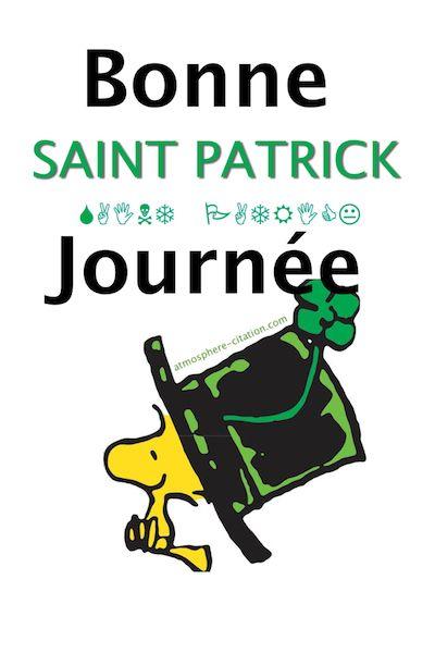 Bonne Journée Saint Patrick