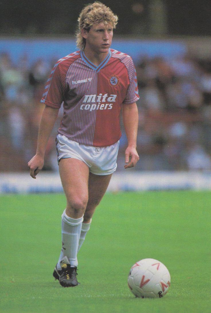 Kevin Gage Aston Villa 1987/88