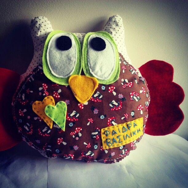 softie owl