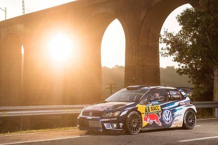 Volkswagen Polo R WRC 2016