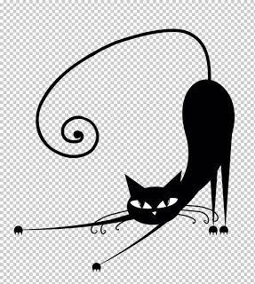 Коллекция картинок: Трафареты кошек added