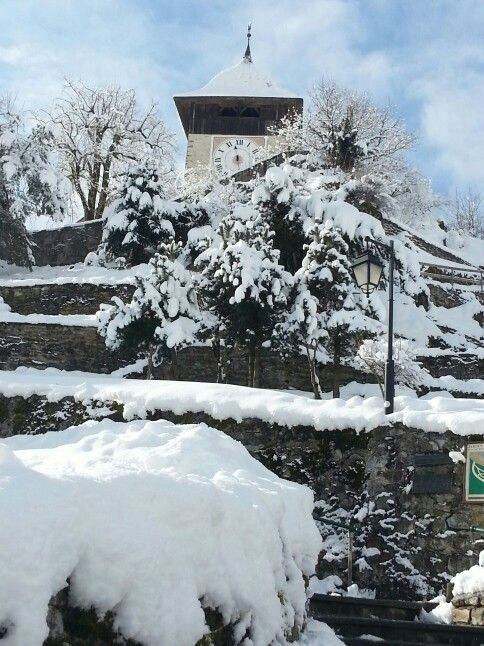 Chateau d'Oex