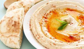 ArtTable   Το χούμους του διάσημου Ισραηλινού σεφ Michael Solomonov