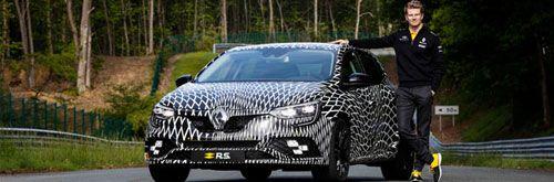 Gallerij: Bericht Renault Mégane R.S.