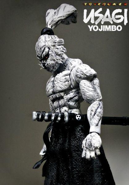 Usagi Yojimbo Custom Action Figure
