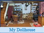 All about dolls houses and accessories you can make yourself.