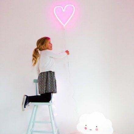 Neon Leuchtherz pink online kaufen ➜ Bestellen Sie Neon Leuchtherz pink versandkostenfrei für nur 59,00€ im design3000.de Online Shop!