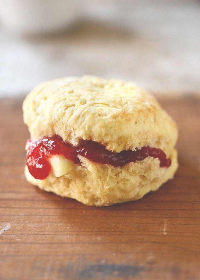 Fluffy Vegan Biscuit Recipe