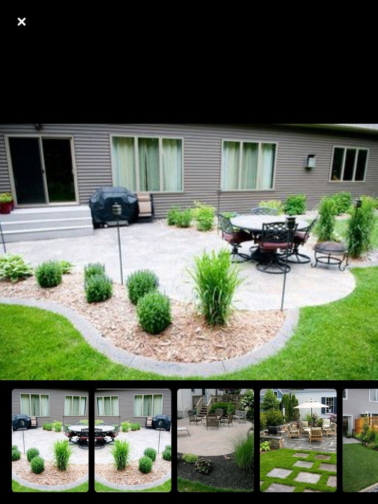 amazing ideas for small backyard landscaping patio on layouts and landscaping small backyards ideas id=97836
