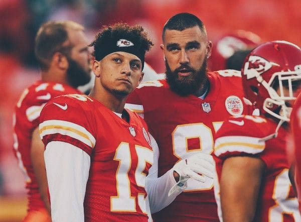 Vsco In Honor Of The Afc Championship This Sunday Madelineethompson Chiefs Wallpaper Kansas City Chiefs Football Travis Kelce