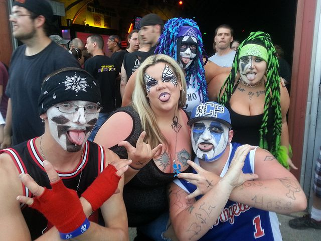 Dating sites for juggalos and juggalettes