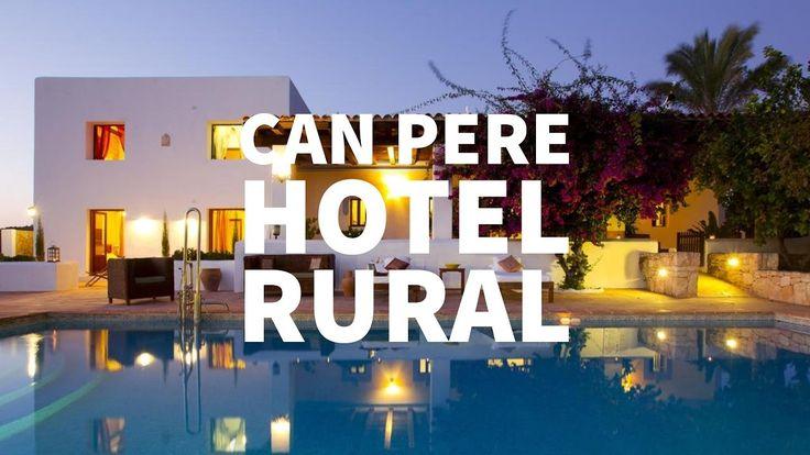 Can Pere Hotel Rural en Ibiza Ciudad, Ibiza, España