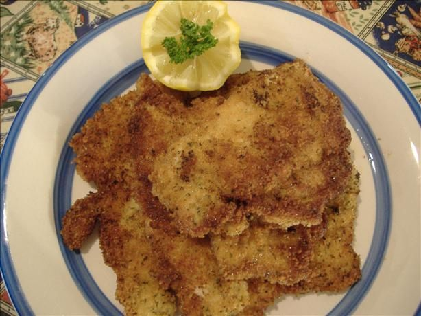 Grandma s Secret Wiener Schnitzel Recipe from Food.com: Grandma keeps her Wiener schnitzel recipe a closely guarded secret. Unfortunately for her, it's not that hard to figure out. Anyway, it's a really easy and delicious way to prepare chicken or turkey breasts, or even the traditional veal. My husband demands I make it more than I can stand eating it.