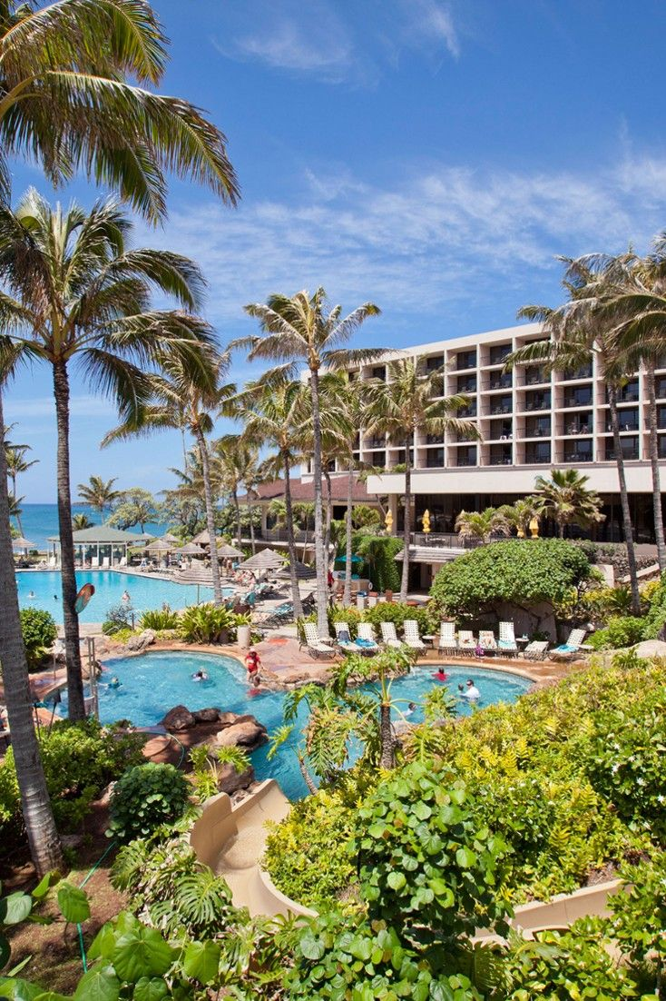 Turtle Bay resort hawaii  is a full-scale resort, with 410 guestrooms and suites and 42 beach cottages. #Jetsetter