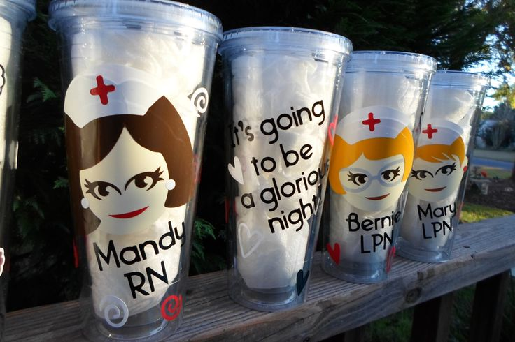 It's going to be a glorious night! Nursing gift - nurse gift - acrylic cup - funny nurse gift by AmericanDecal on Etsy https://www.etsy.com/listing/171146534/its-going-to-be-a-glorious-night-nursing