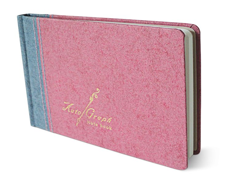 Checkout our stylish collection of Rayon Autograph Notebook for collecting your memories being signed in your autograph and keep it alive ever.
