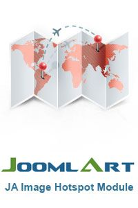 JA Image Hotspot Module for Joomla 2.5 and 3.0