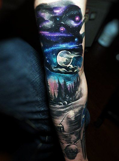 Татуировки tattoo
