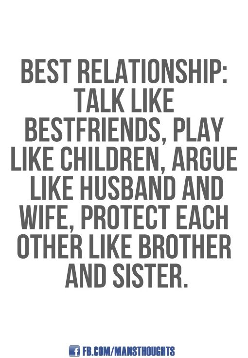 28 Best Husband And Wife Images On Pinterest: Talk Like Best Friends, Play Like Children, Argue Like