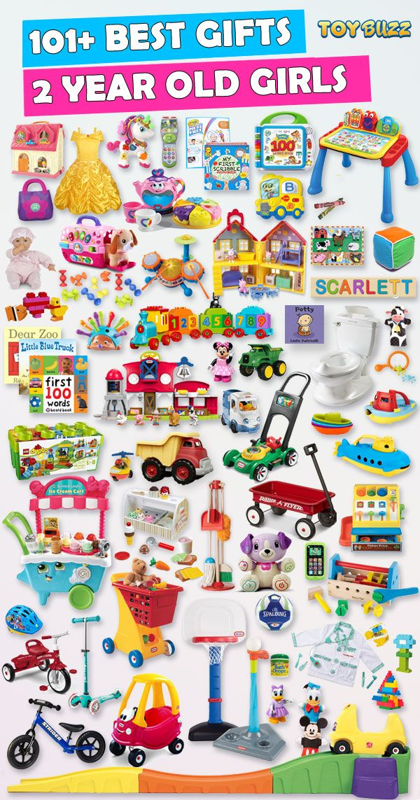 Christmas Gift Ideas For A 2 Year Old Girl