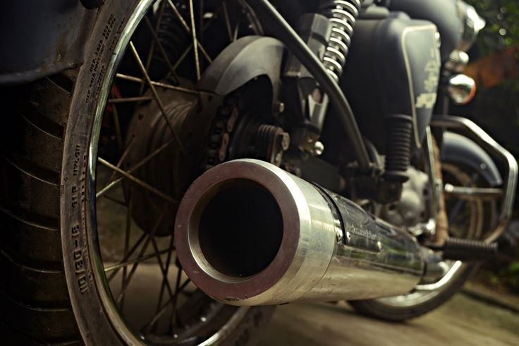Khalidaro Performance Exhaust for Royal Enfield