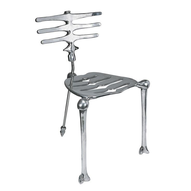 Skeleton Chair from Michael Aram