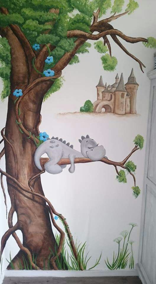 Best 25 Castle Mural Ideas On Pinterest Princess Mural