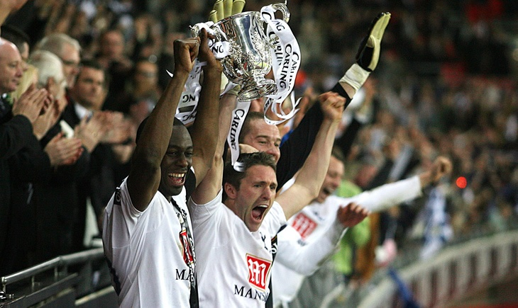 Carling Cup (Football League Cup) 2008