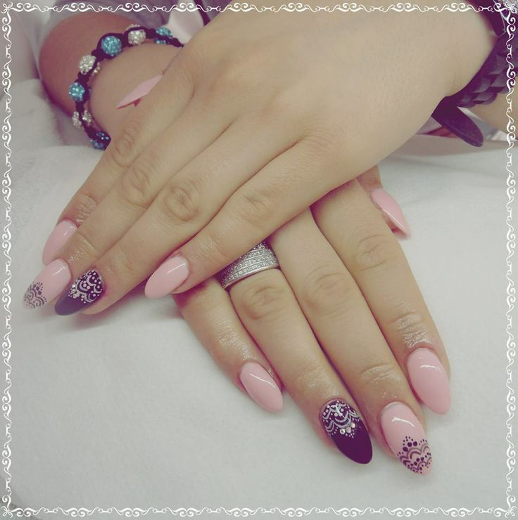 #semilac #diamondcosmetics #nail #nailaddict #inspirations