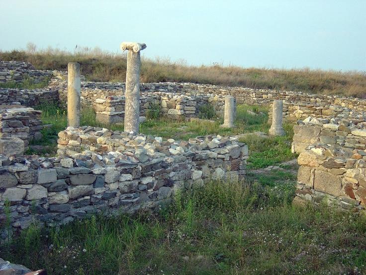 Ancient Histria #Romania #travel