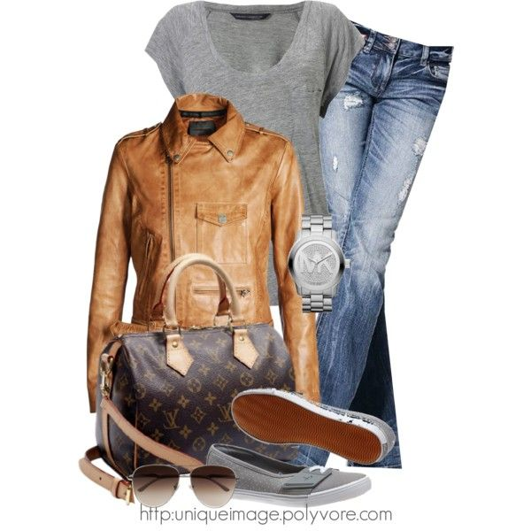 Saturday Casual by uniqueimage on Polyvore