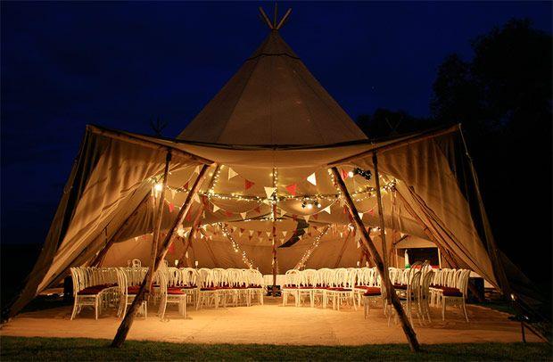 Tente Mariage musique - http://www.mariageenvogue.fr/blog/index/billet/10840_theme-mariage-original