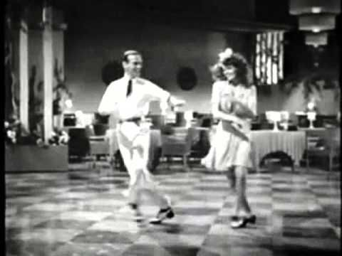 "Fred Astaire and Rita Hayworth - Fun to watch! Dancing remixed with Elvis Presleys ""Bossa Nova Baby""."