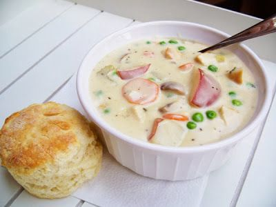 Chicken Pot Pie Stew. this is the recipe from Sweet Tomatoes and Souplantation!
