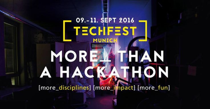 Ossian Veronese invited to München Tech Fest