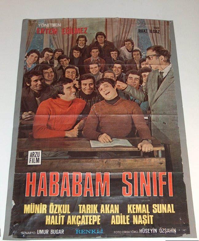 HABABAM SINIFI  http://mubi.com/films/outrageous-class