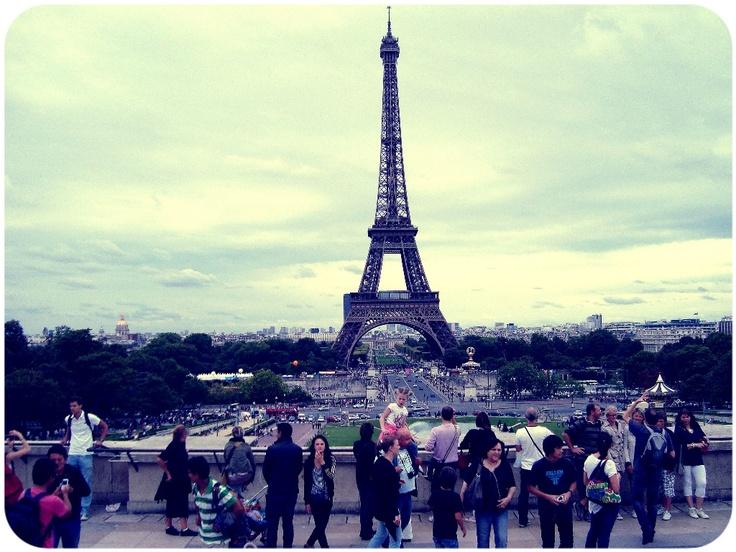 Paryż - galeria