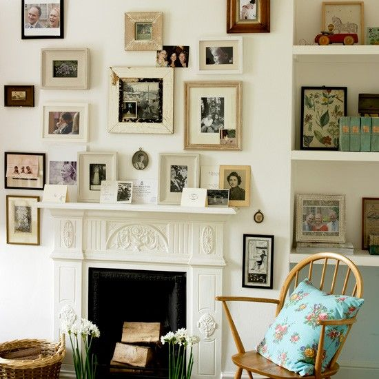 176 Best W A L Of F R M E S Images On Pinterest Picture Frame Wall And Home Ideas