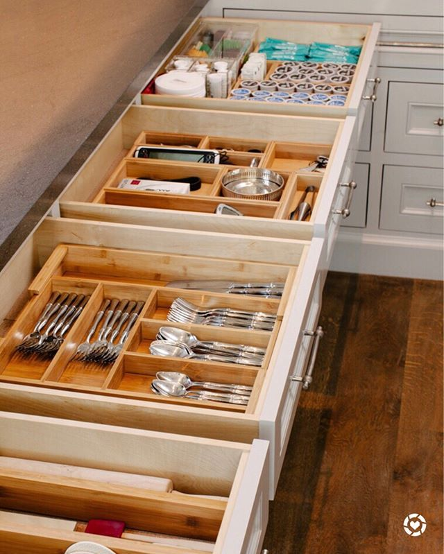 These Kitchen Drawers Are What Our Dreams Are Made Of Individual