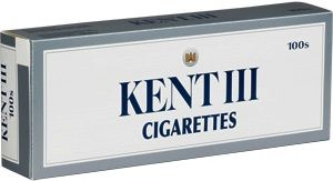 Kent III 100's cigarettes 10 cartons-price:$130.00 ,shopping from the site:http://www.cigarettescigs.com