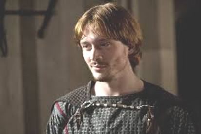 David Oakes in Pillars of the Earth. Too bad he was an evil prince.