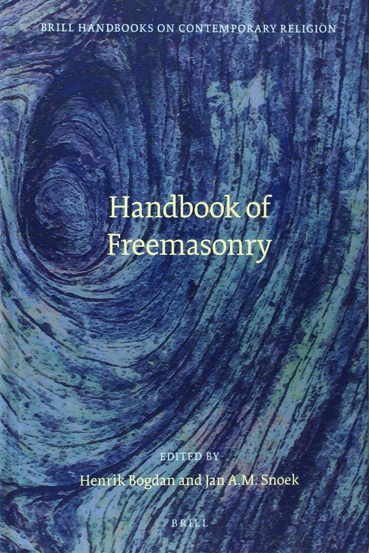 I'm selling cheap ebook -- Handbook of Freemasonry (Brill Handbooks on Contemporary Religion) -- $115