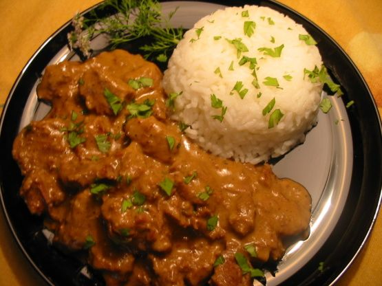 Beef Korma Recipe - Food.com