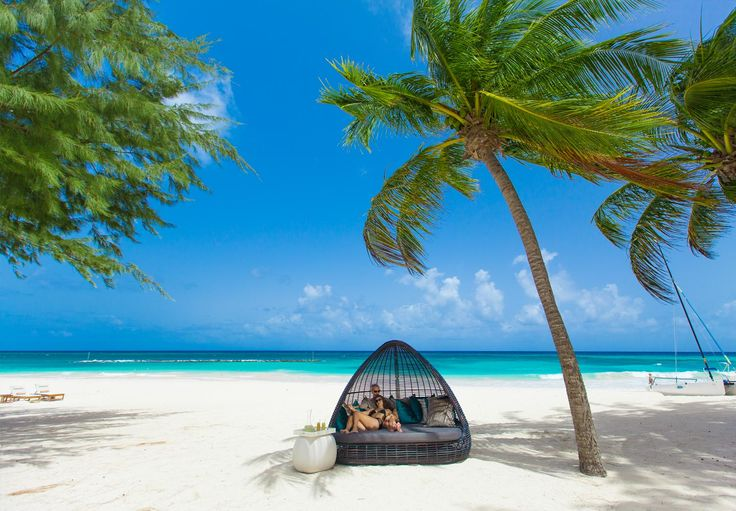 Relax With Your Loved One In Of These Beach Cabanas Sandals Resorts