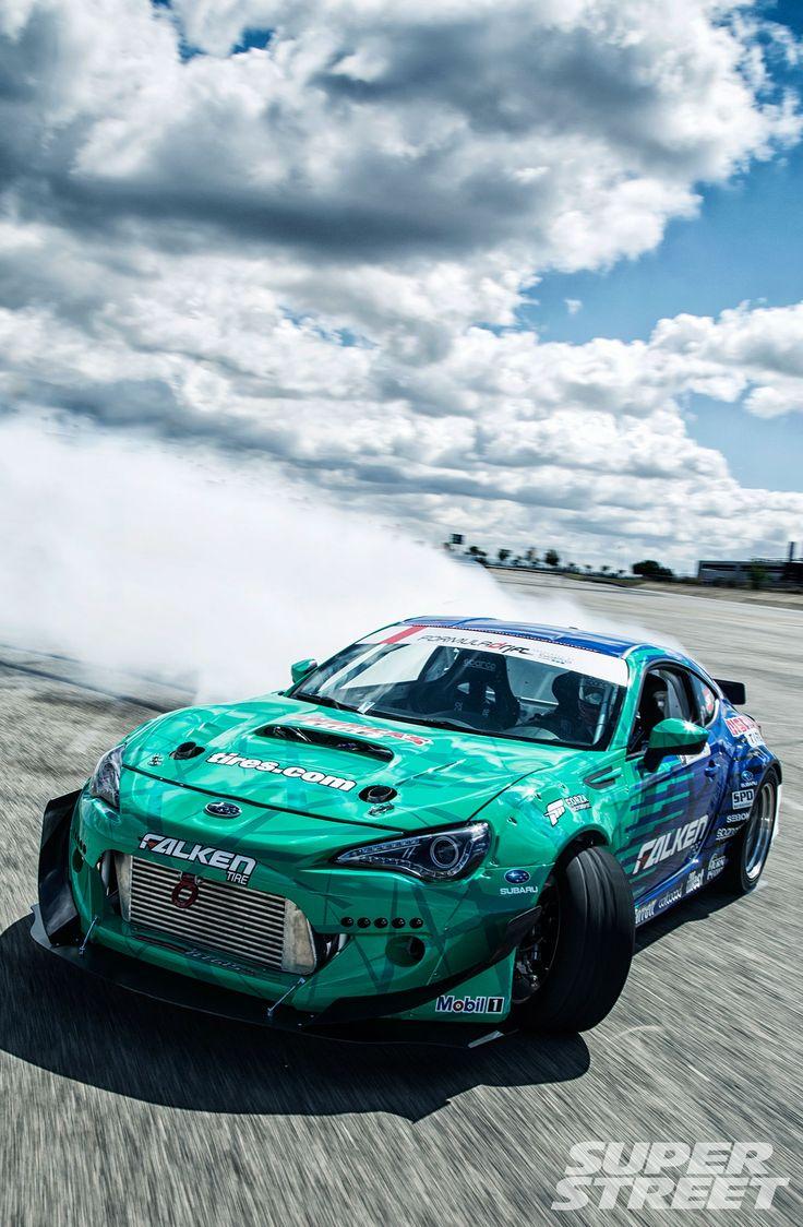 #Subaru_BRZ #Modified #WideBody