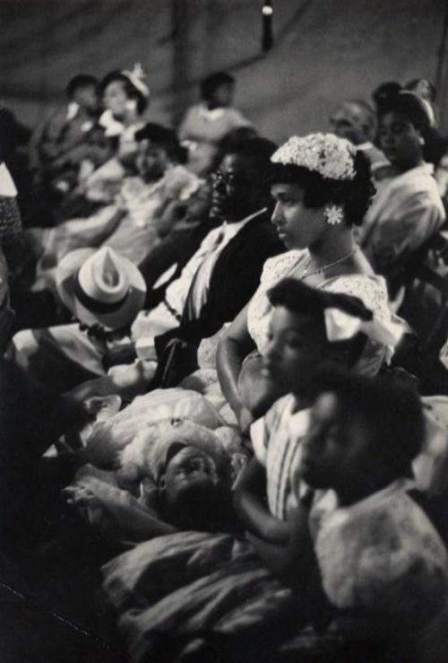 Henri Cartier-Bresson (one of my favorite photographers), Easter Sunday. Harlem. 1947