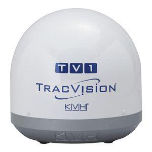 KVH TracVision TV1 Empty Dummy Dome Assembly 01-0372