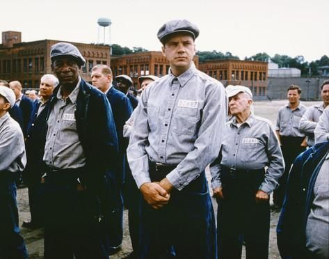 corruption in shawshank Prison system, corruption - rita hayworth and the shawshank redemption.
