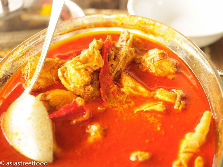 Hühner-Curry aus Malaysia | Asia Street Food – Asiatische Rezepte aus den Straßenküchen Vietnams, Thailands, Kambodschas, Myanmars und Burmas