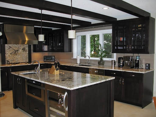 47 Best Kitchen Countertop Images On Pinterest Granite Countertop Granite Countertops And